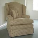 Ralvern upholstery chair in Jim dickens fabric