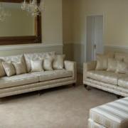 Royal Trafalgar sofa Made by Ralvern Sofa designs based in Cannock Staffordshire