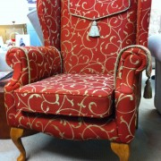 Surrey chair shown in Jim Dickens