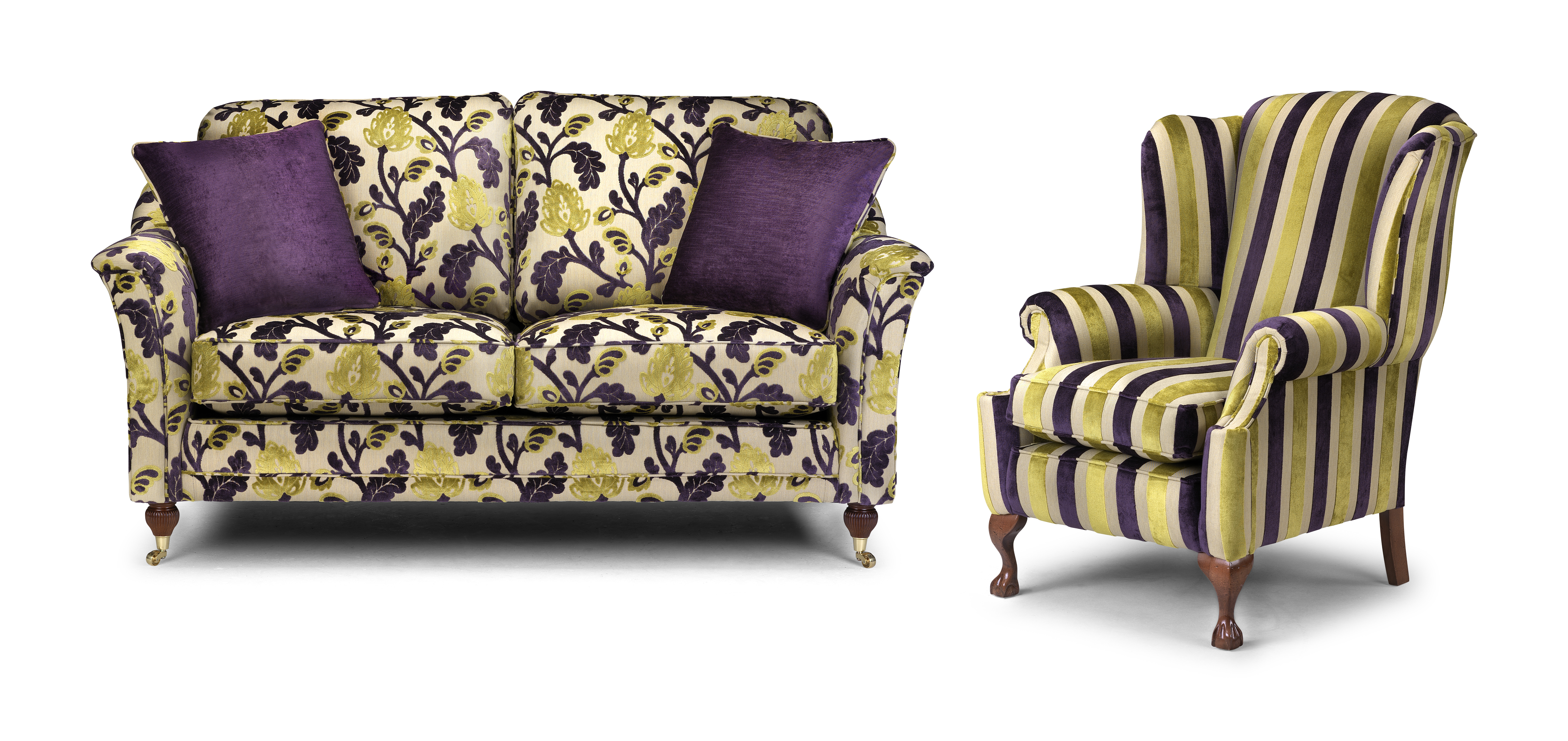 SOFAS MADE BY RALVERN GALLERY PHOTO COVERTEX FABRICS