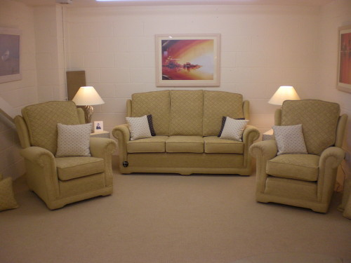 Ascot Design Sofa By Ralvern Cannock Sofas & Upholstery