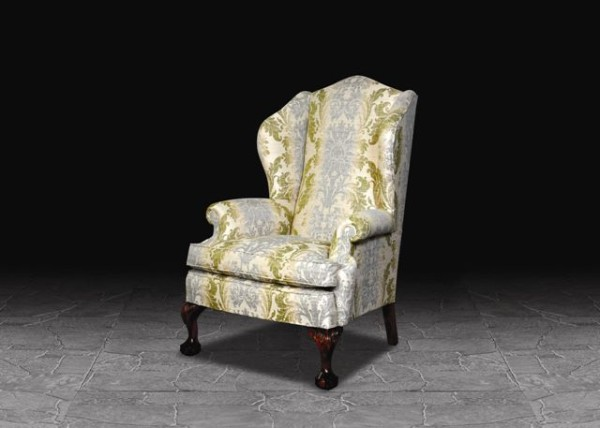 Jim Dickens bohemia chair