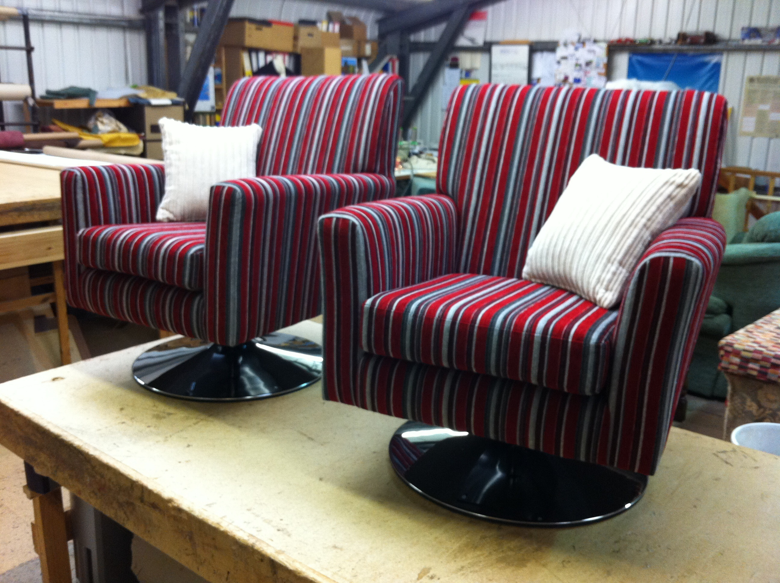 Swivel base Chairs