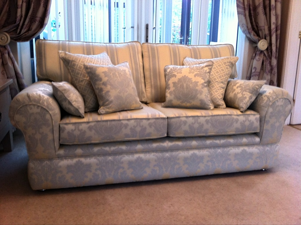 Medallion by Ross fabrics at Ralvern ltd Cannock