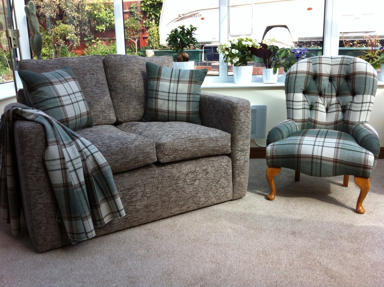 SOFAS MADE IN CANNOCK RALVERN LTD