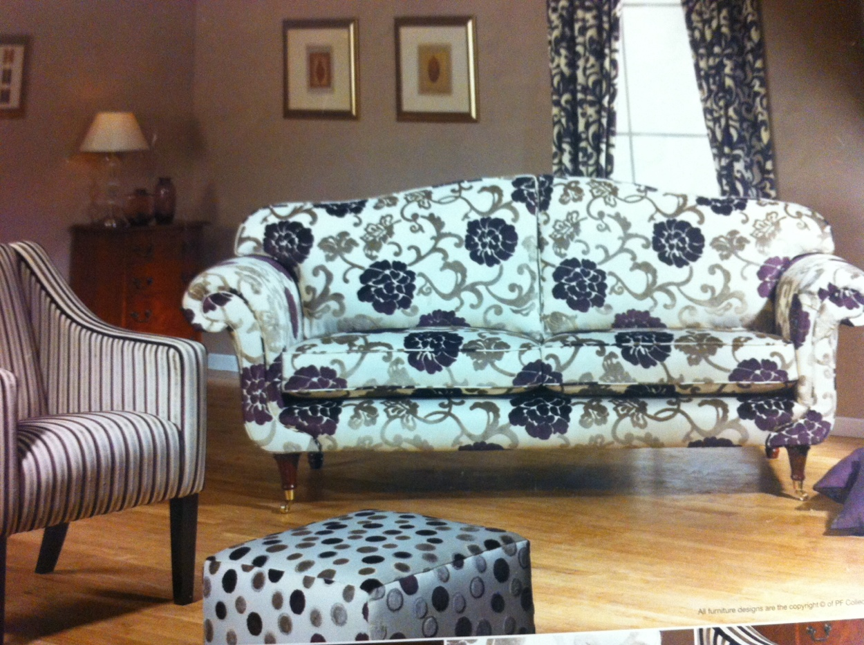 ROSS FABRICS RALVERN UPHOLSTERY GALLERY PAGE SOFAS CANNOCK
