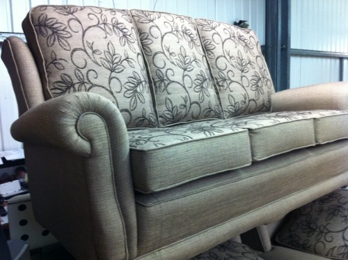 SOFA MANUFACTURER ASCOT DESIGN RALVERN LTD CANNOCK
