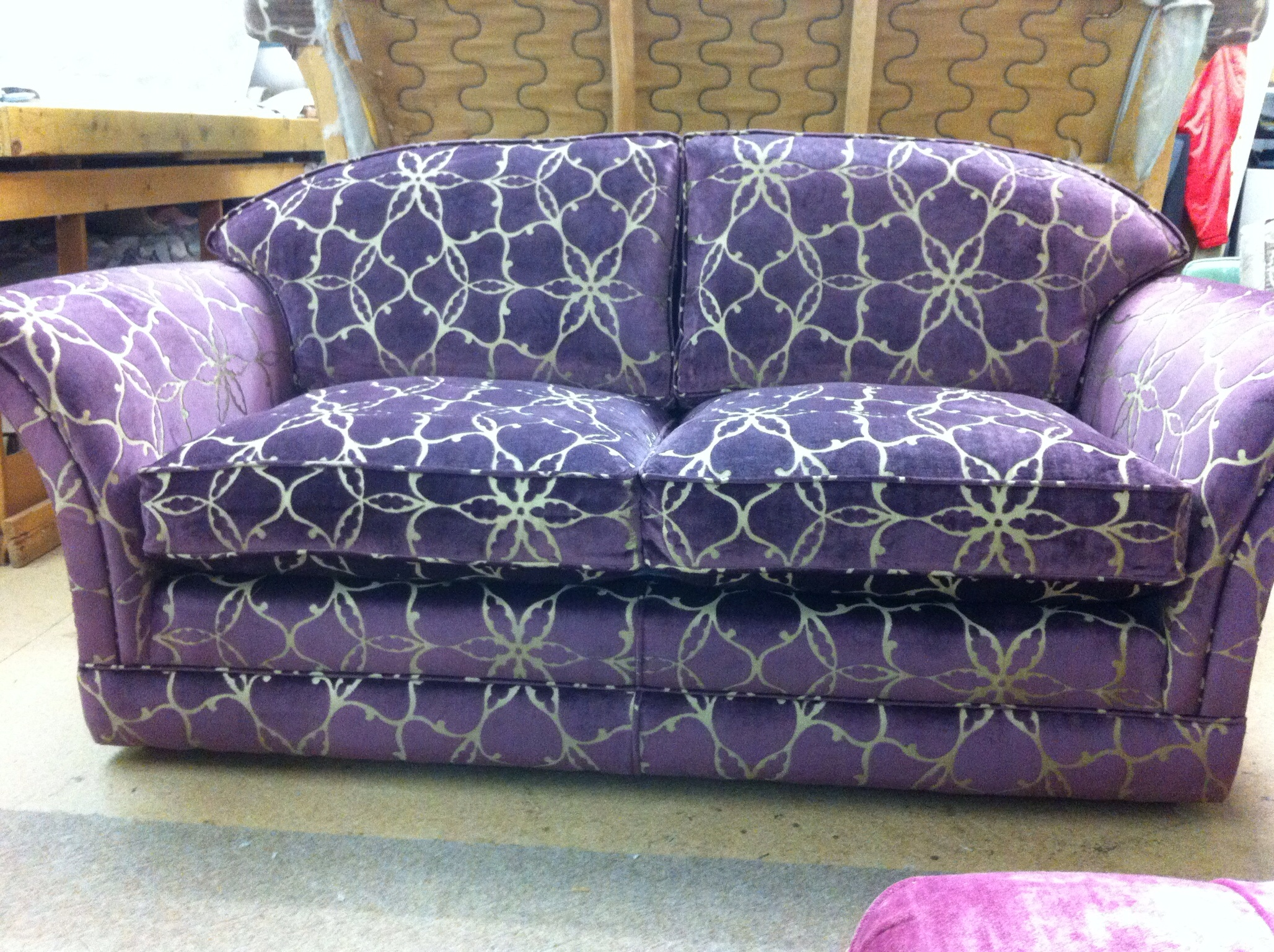 Duresta Reupholstery by Ralvern in Cannock Sofa Specialists