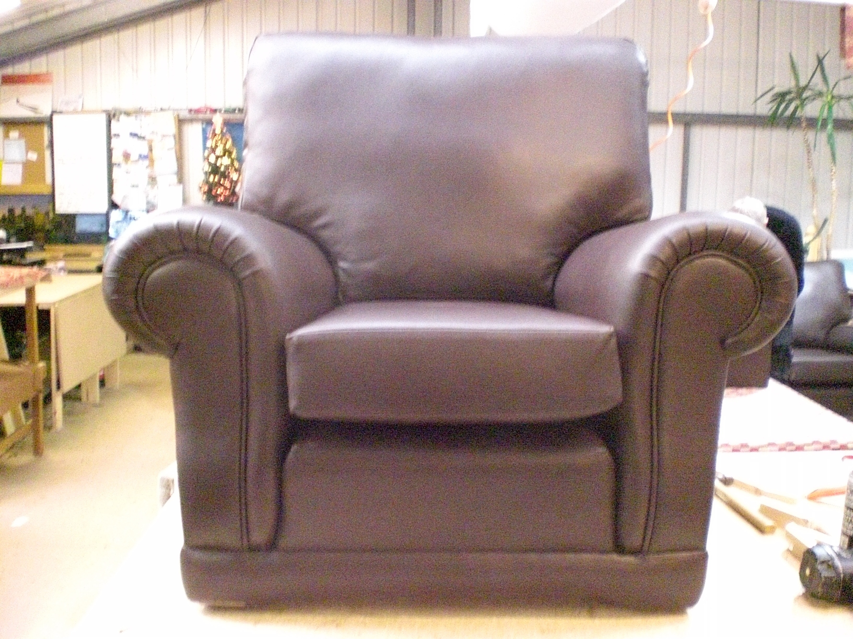 Executive Ascot Chair