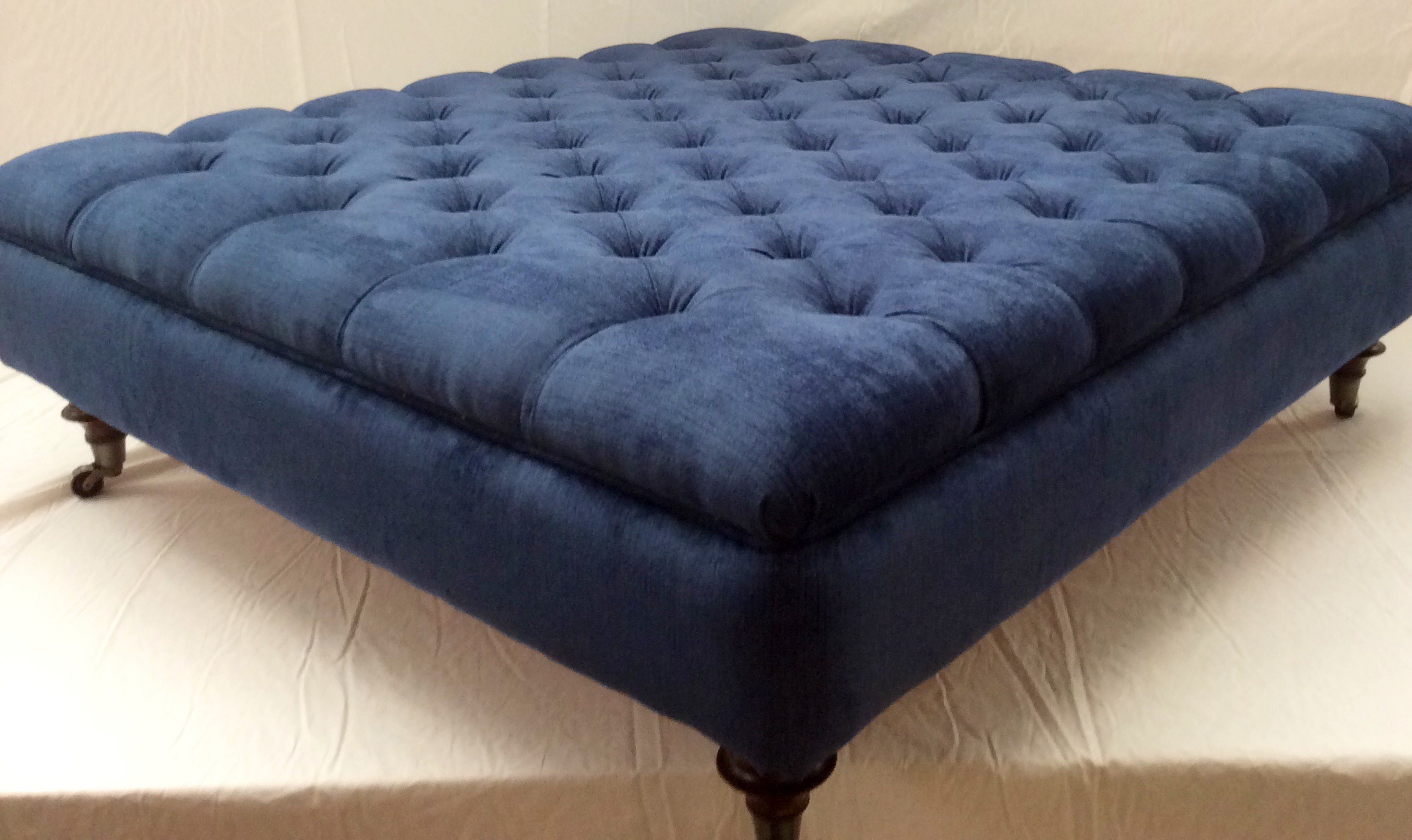 The Footstool Company Bespoke made Footstools by Ralvern Upholstery
